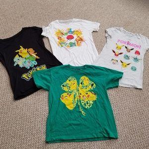 Pokemon tshirts